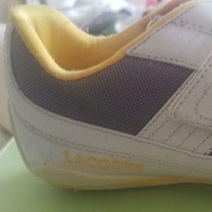 Women's LACOSTE Tennis Shoes